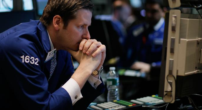 Markets Reverse Early Morning Gains Following Canadian Shooting