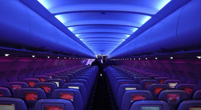 Virgin America Quiet Period Ends, Analysts Bullish On Stock