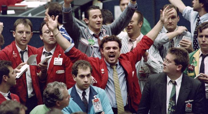 Market Wrap For May 14: Dow's Winning Streak Ends At Five Sessions