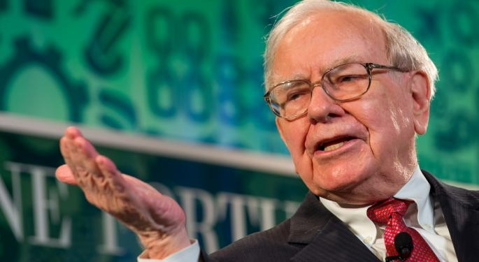Warren Buffett To Donald Trump: I've Paid Taxes Every Year Since I Was 13 Years Old