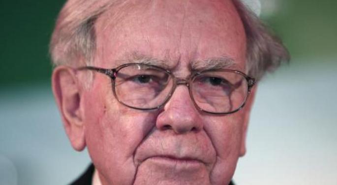 Will The Blackstone Group's Next Partnership Invest Like Warren Buffett?