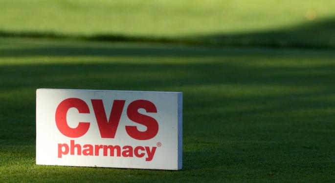 Wall Street Appears To Love The Target-CVS Rx Deal