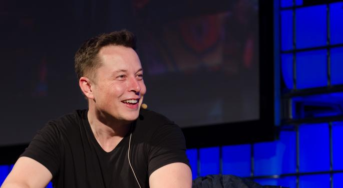 Elon Musk Takes Another Shot At Tesla Short Sellers, Calls Them 'Jerks Who Want Us To Die'