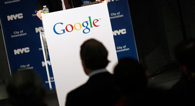 Why Google Under $600 Could Be A Big Opportunity