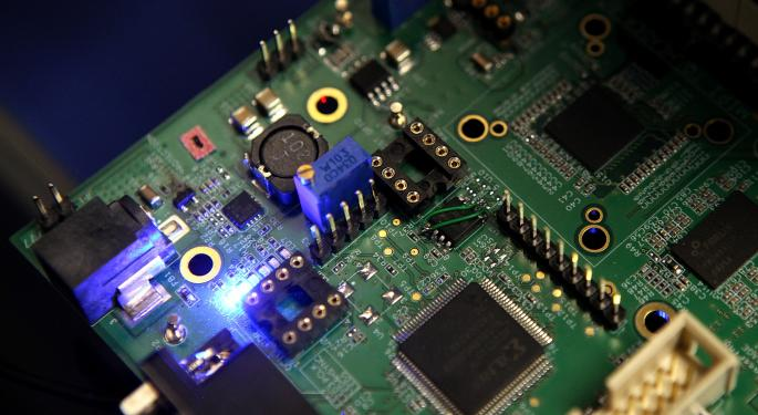 Short Interest Is Surging In These Three Semiconductor Stocks