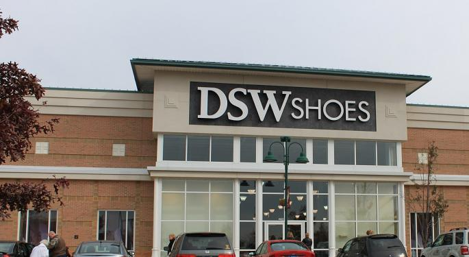 DSW Downgraded: Susquehanna Projects Limited Upside After Q1 Beat