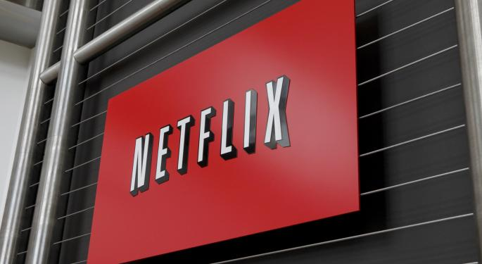 Netflix Up 10% After Q3 Earnings Beat