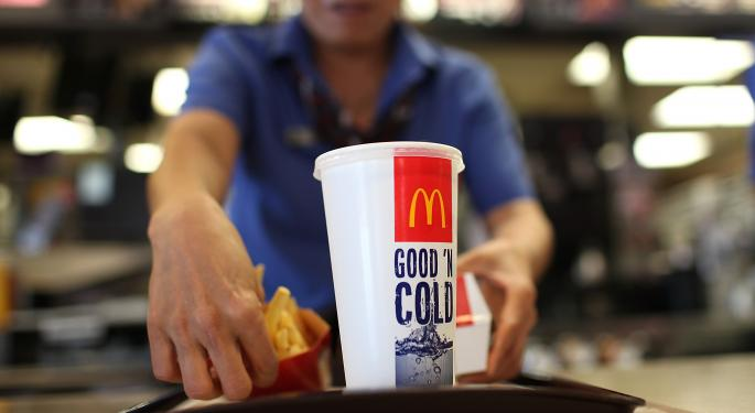 McDonald's Fights Slow Sales By Changing Dollar Menu Name