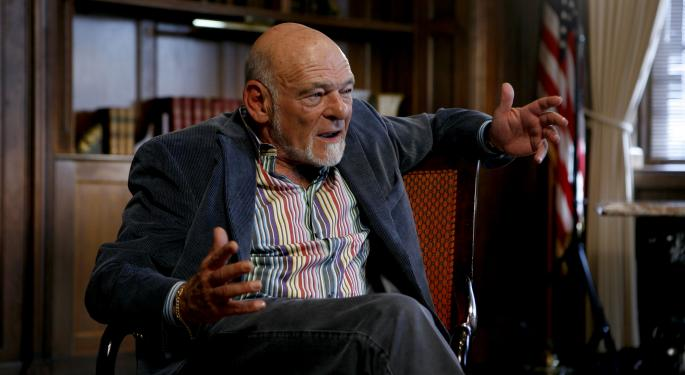 Sam Zell On Microsoft, National Issues And Future Hopes