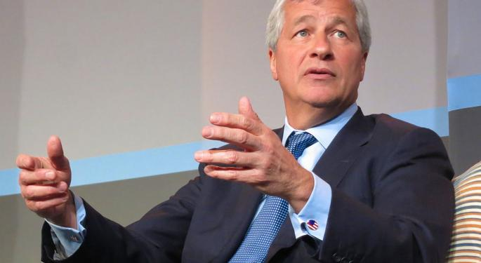 'I'm Smarter Than He Is': JPMorgan Chase CEO Jamie Dimon Says He Could Beat Trump, Then Walks It Back