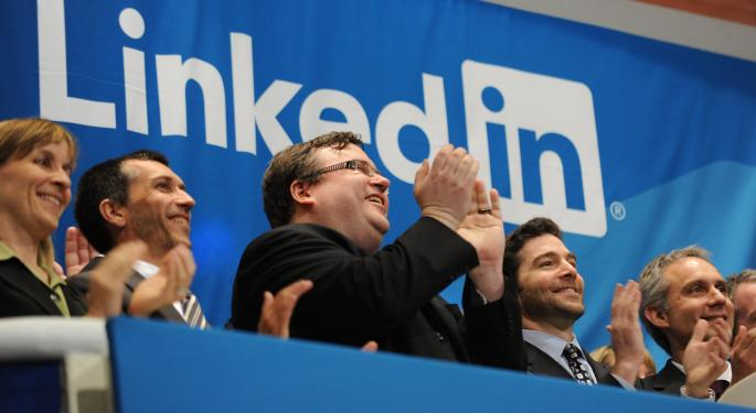 LinkedIn Corp Shares Testing Short-Term Patience Of The Bulls