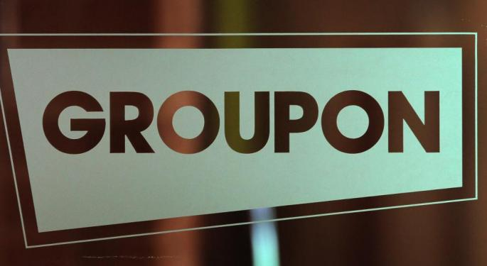 Analysts Aren't Sure Why Groupon Stock Is Down