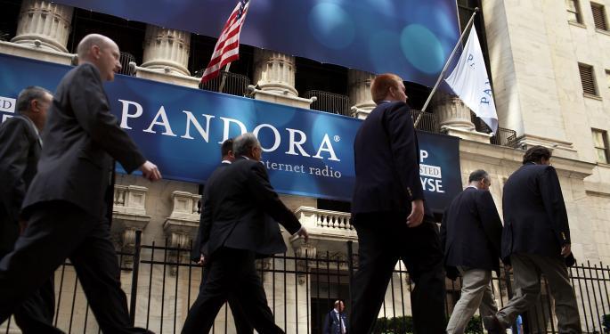 Short Sellers Load Up On Pandora and Zynga GRPN, P, ZNGA