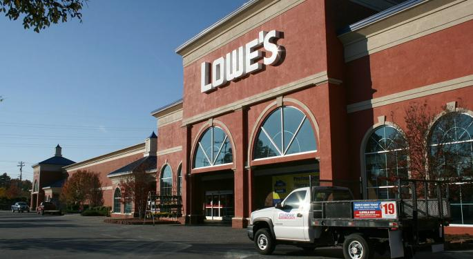 Lowe's Has 'Caught Up A Bit' To Rival Home Depot, Says Oppenheimer's Nagel