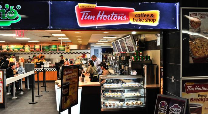 Tim Hortons Scales Back On Beyond Meat Products In Canada