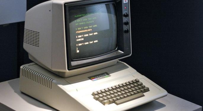 This Day In Market History: Jobs, Wozniak Cultivate Apple