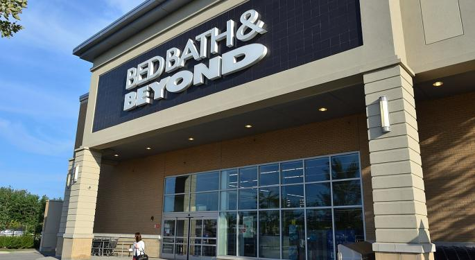 Bed Bath & Beyond Rallies After Q3 Print, But Analysts Aren't Buying It