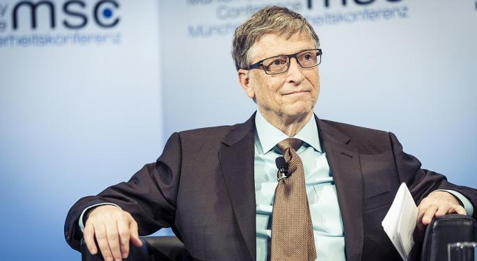 Bill Gates: 'Extreme' Politicians Pushing For 70% Tax Rate Are 'Missing The Picture'