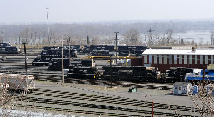 Credit Suisse Stays Bullish On Norfolk Southern After Q4 Print