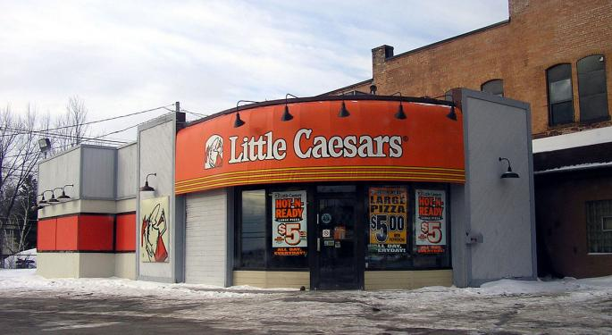 Little Caesars Partners With DoorDash, Heating Up Pizza Delivery Competition