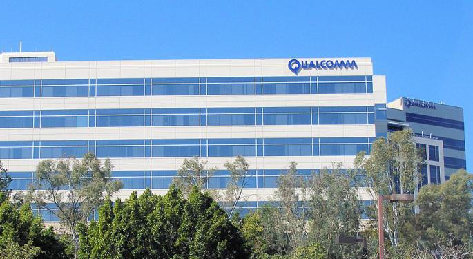 The Street Debates Qualcomm's Q3