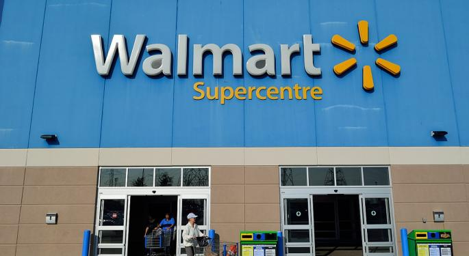 Ex-Walmart Exec Isn't 'Skeptical,' But Questions Retailer's Digital Strategy