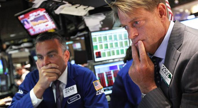 Thursday's Selling Momentum Continues Into Friday