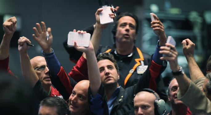 Market Wrap For April 29: Dow Approaches Record Highs Despite Ongoing Ukraine Tension and Upcoming Fed Meeting