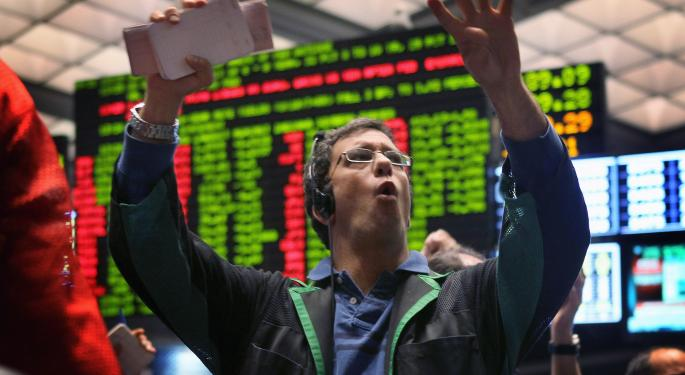 Market Wrap For April 24: Apple's Smashing Earnings Overshadowed By Ukraine Concerns