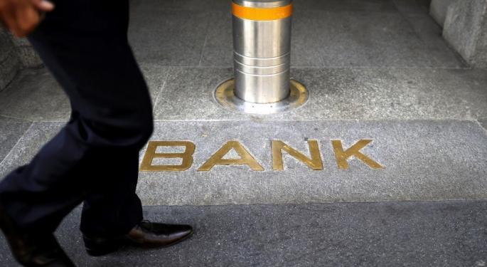 Big Bank Stocks Bounce Back