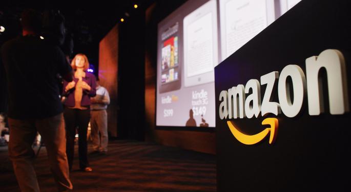 Amazon Reports Second-Quarter Loss AMZN