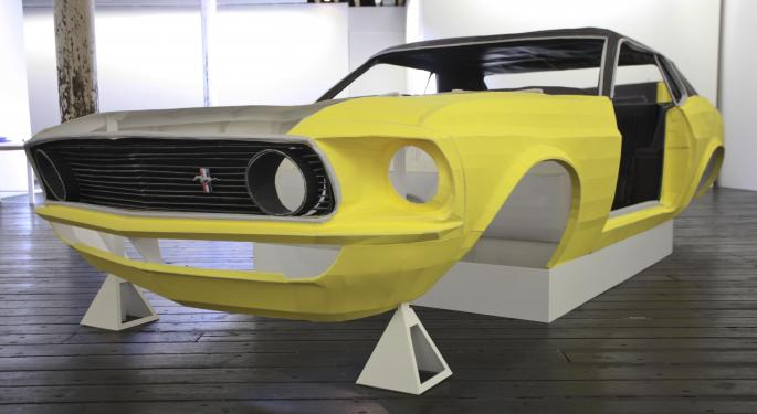 Local Motors Making World's First 3D-Printed Car