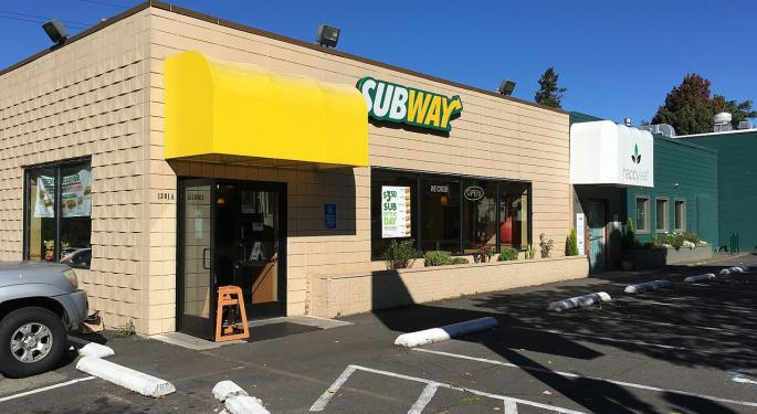 Subway Franchisees Reportedly Hate New CEO's Promotional Stance