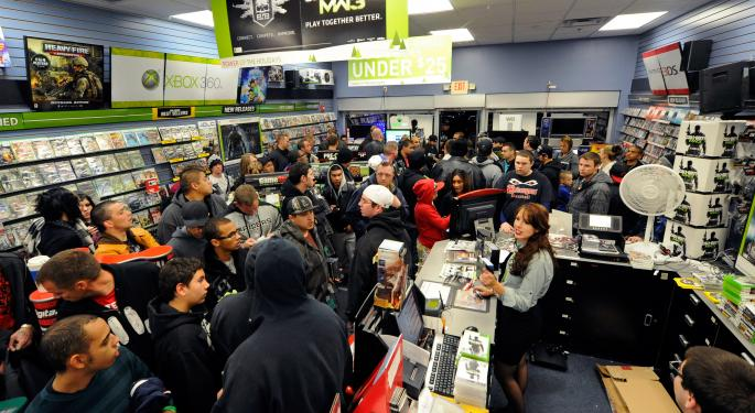 Can New Hardware Save GameStop?