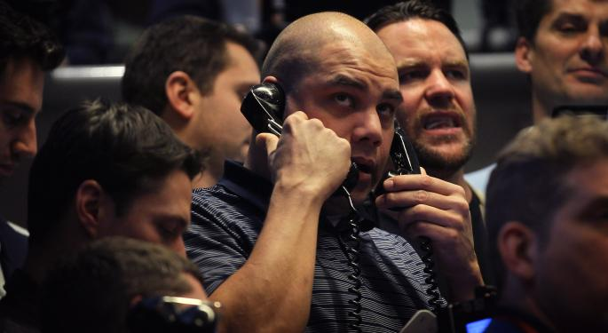 Dow Trades Above 17,000 While S&P 500 Inches Closer To 2,000