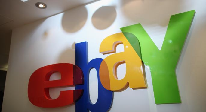 Paypal And eBay Charts Look Great For 2016, Frank Longman Says