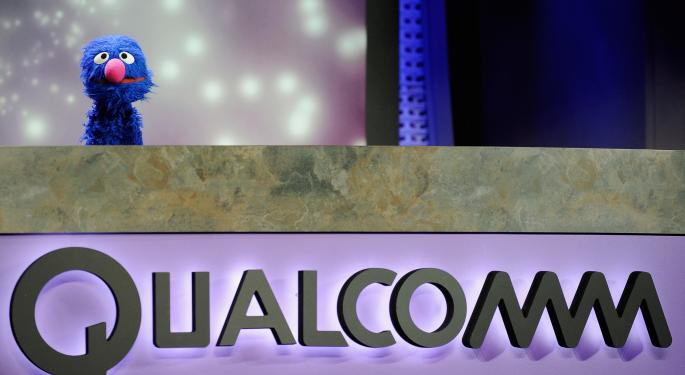Short Sellers Pile On Qualcomm