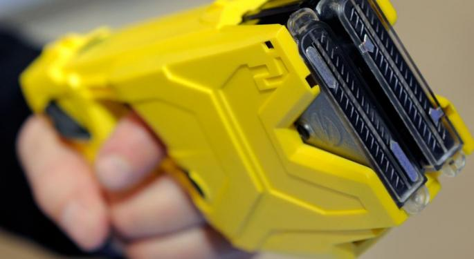 EXCLUSIVE: Taser Shares Drop Following Motorola Body Cam News; Chicago P.D. Situation Also On Street's Mind