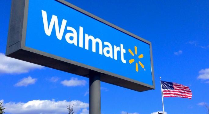 Bentonville Vs. Bezos: Walmart Fires Return Salvo In Delivery War With Amazon