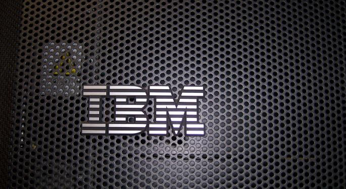 5 Things UBS Liked About IBM's Quarter