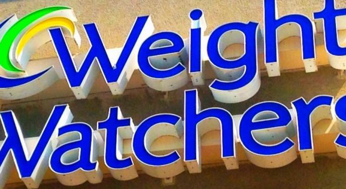 Not Enough New Year's Resolve: JPMorgan Downgrades Weight Watchers