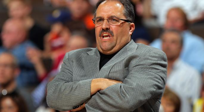 Van Gundy Returns, WWE Falls: Sports Business Wrap For The Week