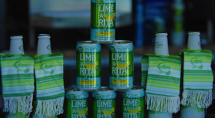 Bud Light Expands Lime-A-Rita Franchise