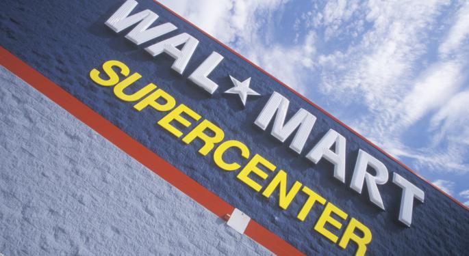 Wal-Mart In Technical No Man's Land As It Awaits Fundamental Catalysts