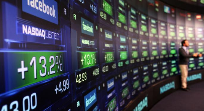 Mid-Day Market Update: US Stocks Turn Lower; Electronic Arts Shares Rise On Upbeat Earnings