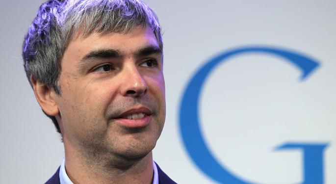 Altucher: 20 Things I've Learned From Larry Page