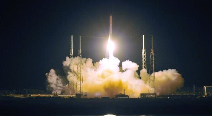SpaceX Falcon 9 Flight Delayed Until Thanksgiving Day