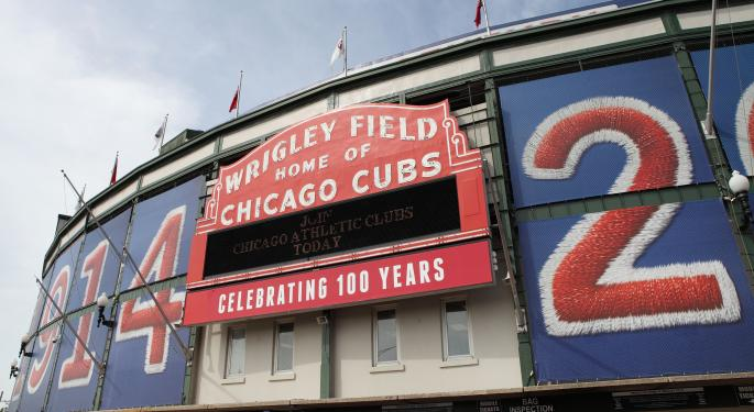 MLB Playoffs: 2016 NLCS Tickets Are Twice As Expensive In Chicago Than LA