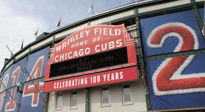 Cubs, Indians World Series Means Big Bucks For Ticket Sellers