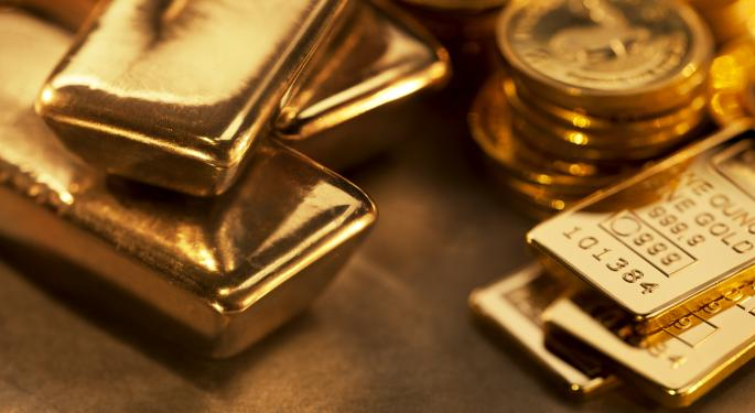 How Gold ETFs Sank After The End Of QE